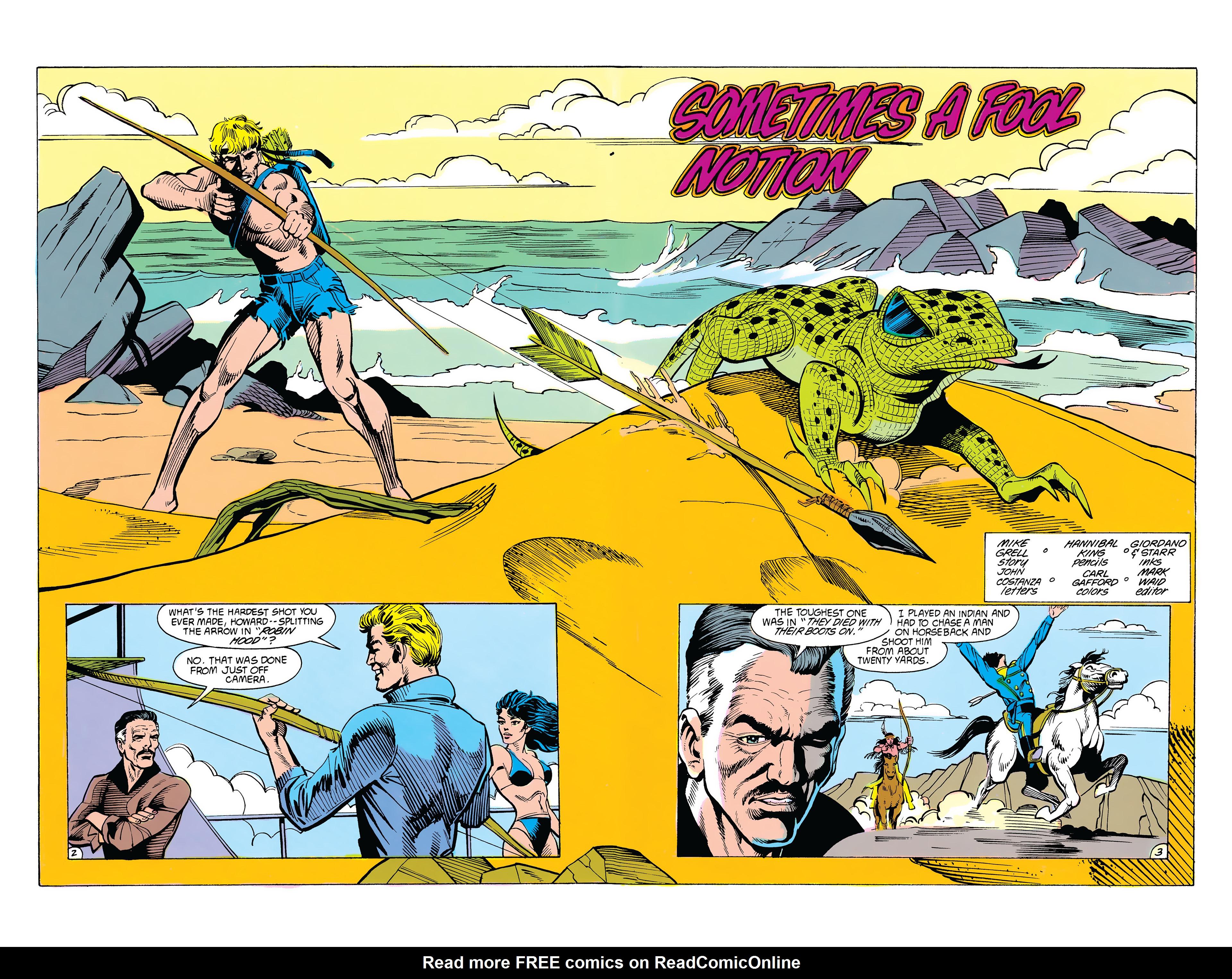 Read online Secret Origins (1986) comic -  Issue #38 - 3