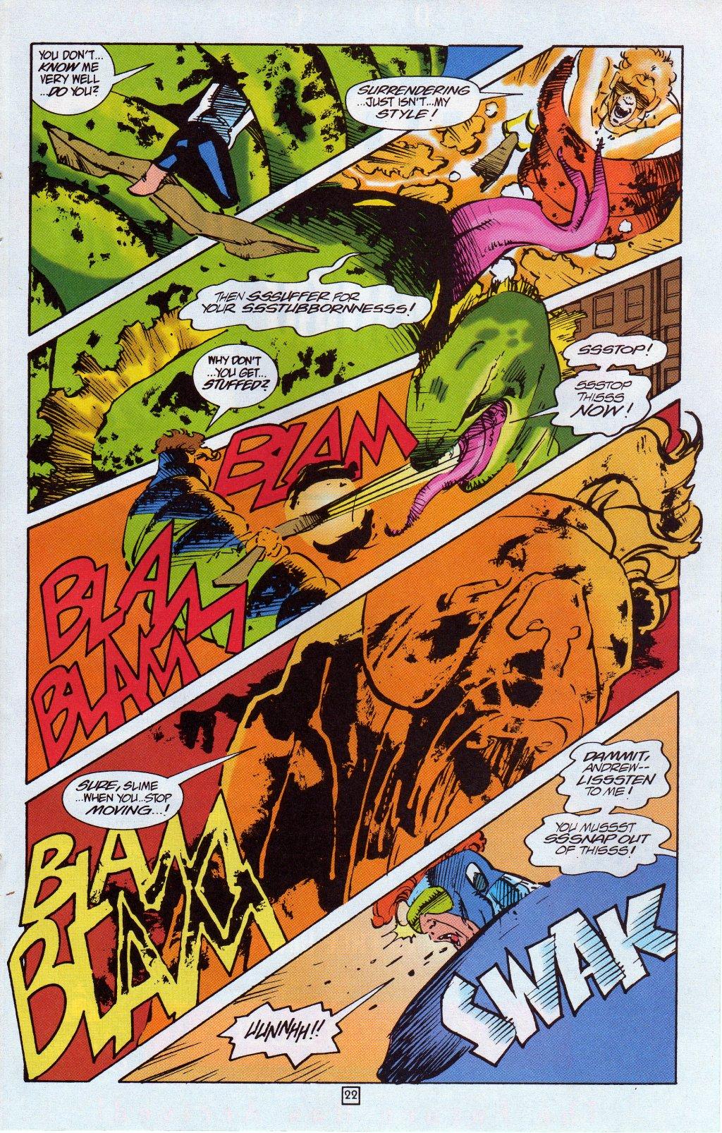 Read online Gunfire comic -  Issue #8 - 23