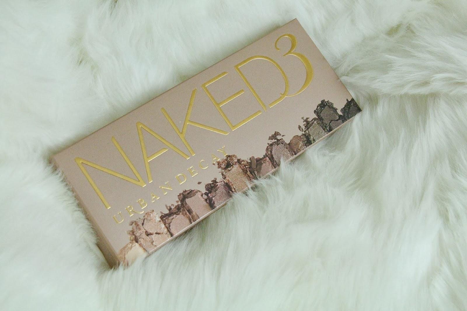 meghanrosette: Let's Get Naked (Again)  Naked3 Palette Review