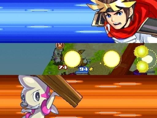 Pokemon Conquest Screenshot-2