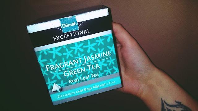 Herbata zielona z jaśminem Dilmah - recenzja