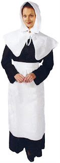 Women's Pilgrim Costume
