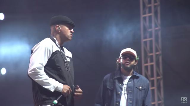 Mano Brown e Emicida cantam Vida Loka parte 1 (Ao Vivo no Festival Coolritiba)