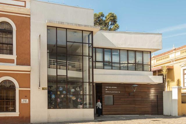 Centro Juvenil de Artes Plásticas