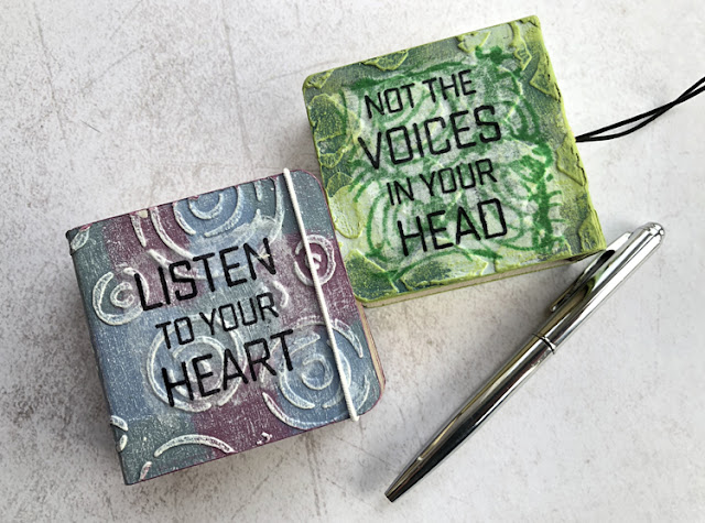 PaperArtsy Hot Picks HP1802 and Tando Creative Mini Books