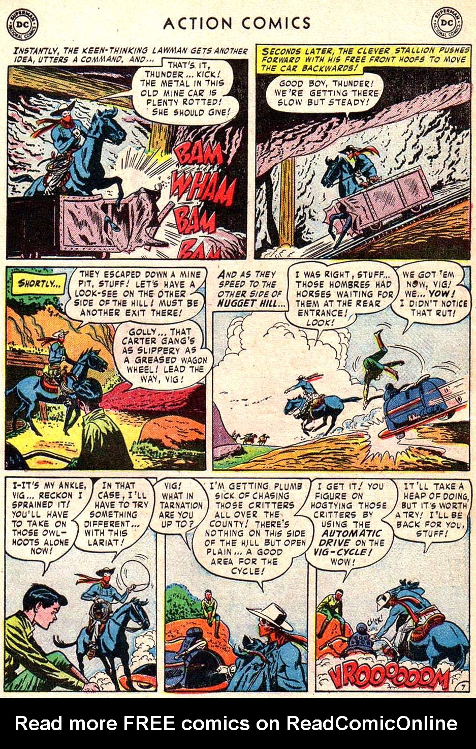 Action Comics (1938) 172 Page 40