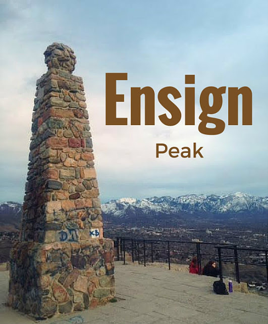 The Best 8 Trails in Salt Lake City For Visitors, Ensign Peak
