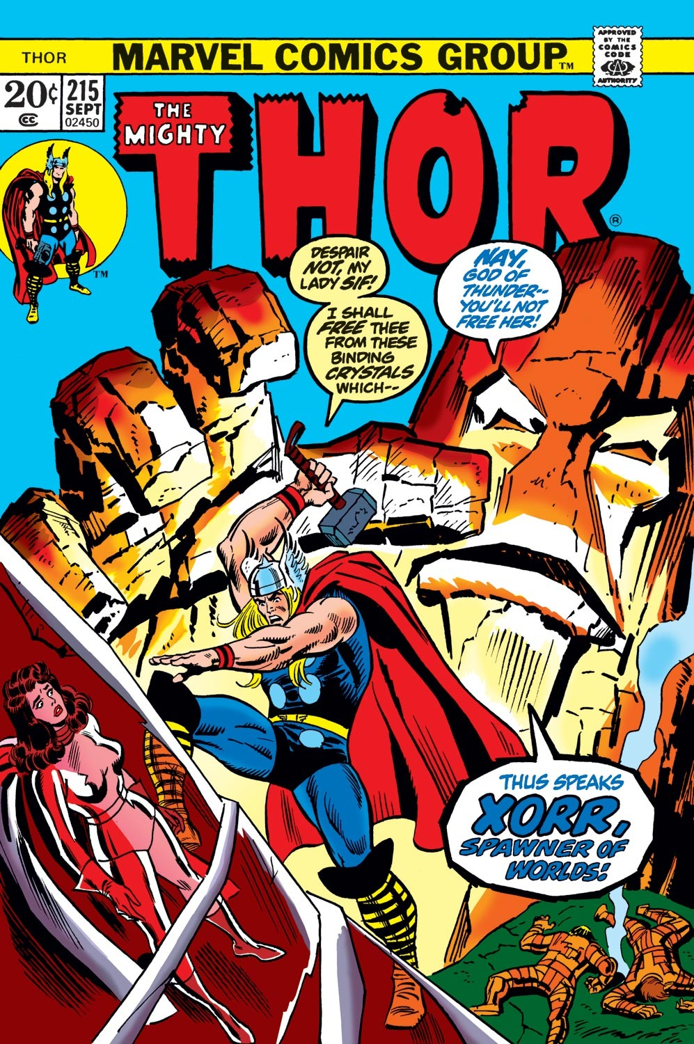 Thor (1966) 215 Page 1