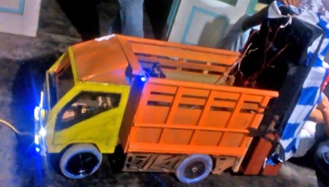 truk kayu malang sound system