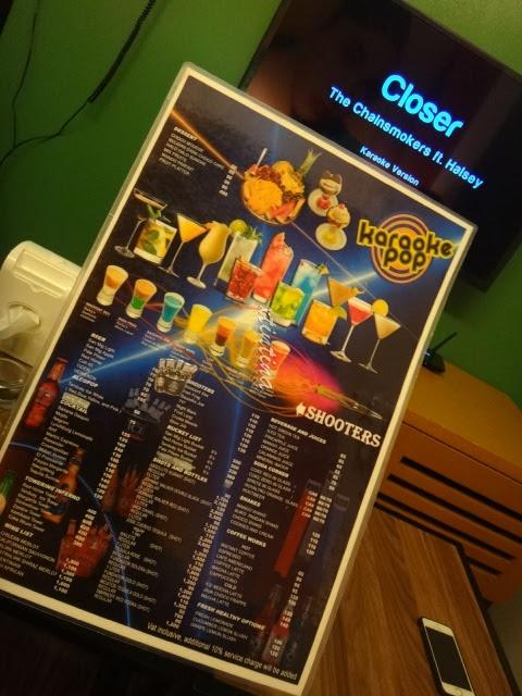 Karaoke Pop Family KTV, Manhattan Parkview, Cubao, Quezon