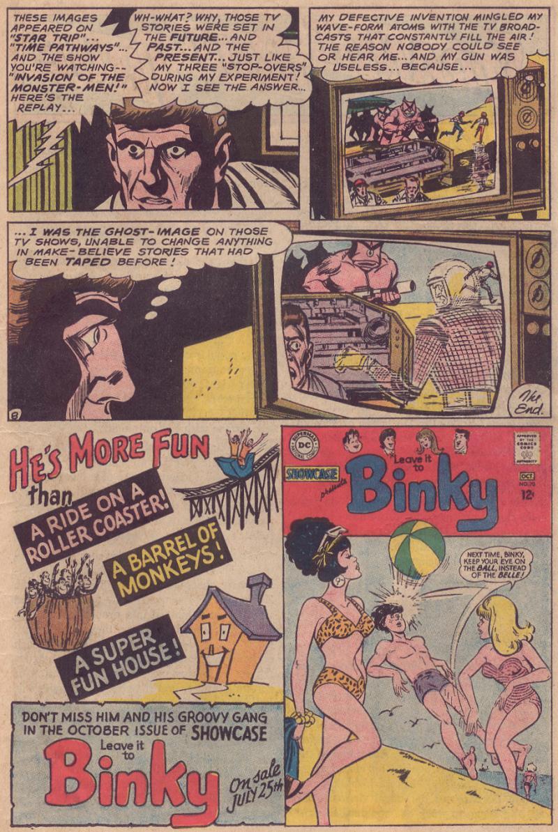 Strange Adventures (1950) issue 204 - Page 11