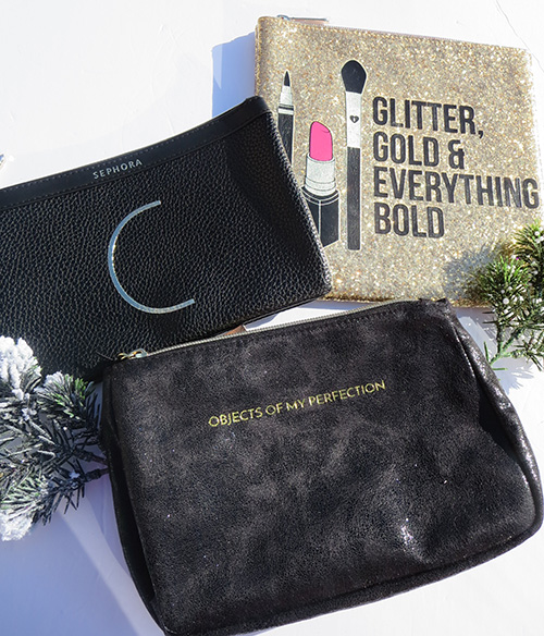 Sephora Beauty Bags ~ #Review #2016GiftGuide 2016