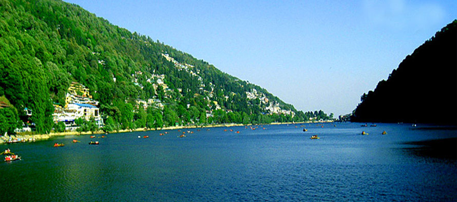 Nainital Hill Station Known As The City Of Lakes Or The