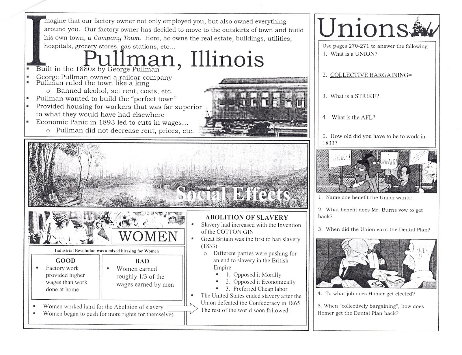 Mr E S World History Page Chapter 23