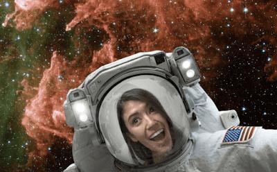اكتشف تطبيق رهيب يجعلك تاخد صور سلفي من الفضاء الخارجي