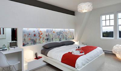 15 Desain Tempat Tidur Minimalis Modern Terbaru 2016 - 007