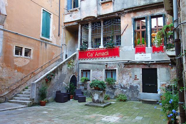Kde je v Benátkách dům Marca Pola?Benátky, Marco Polo, historie Benátek,