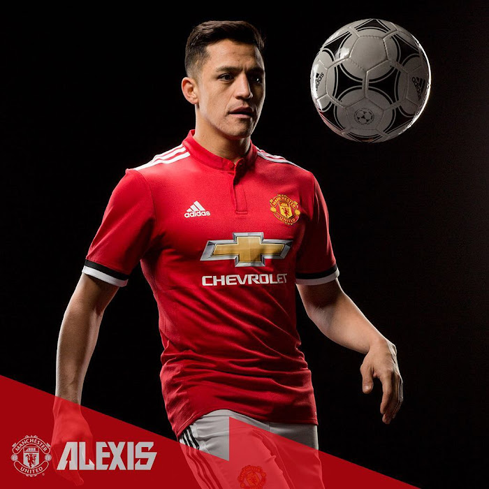 d366b15bb07 What Manchester United Number 7 Jersey Means To Me - Alexis Sanchez ...