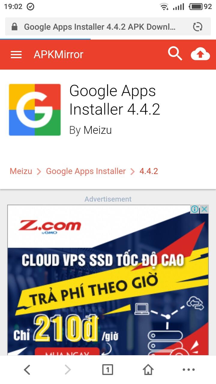 google installer v3 apk meizu