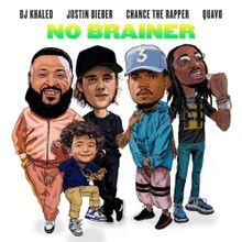 DJ Khaled | No Brainer English Song Lyrics | Justin Bieber | English Song