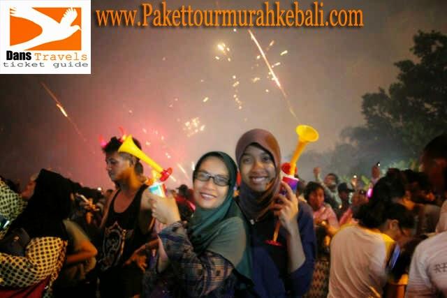 Paket Liburan Tahun Baru di Bali