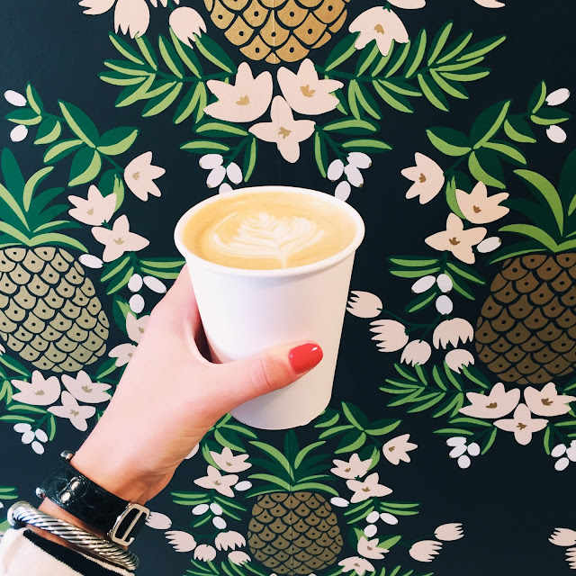 wrecking ball coffee san francisco pineapple wallpaper