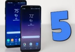 5 Reasons the Galaxy S8 Beats Everything