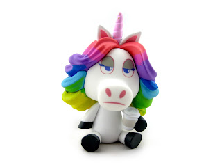 inside out mystery minis unicorn
