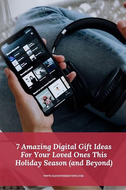 Seven amazing and unique digital gift ideas
