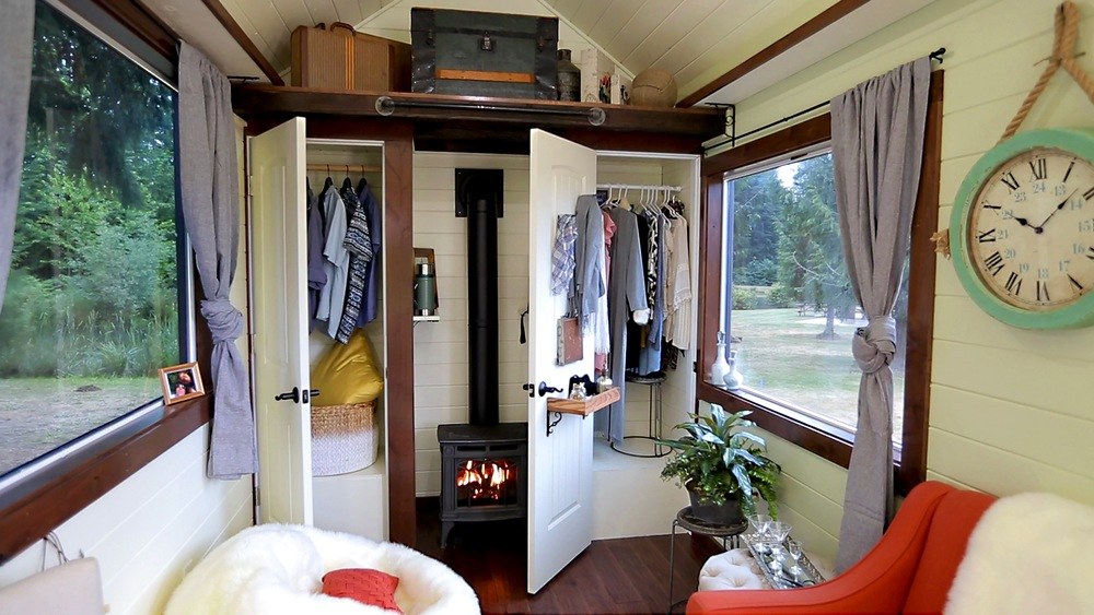 Tiny House Town The Vintage Tiny House By Tiny Heirloom