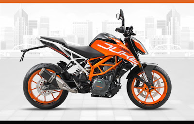 2017 KTM Duke 390 Wallpaper