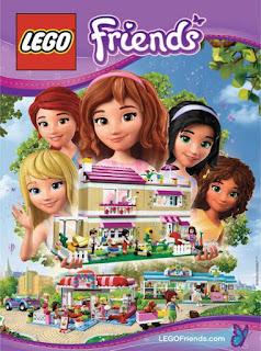 LEGO Friends: Η Δύναμη της Φιλίας (2014) METΑΓΛΩΤΙΣΜΕΝΟ ταινιες online seires xrysoi greek subs
