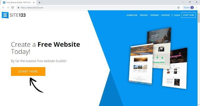 Site123 (https://www.site123.com/)
