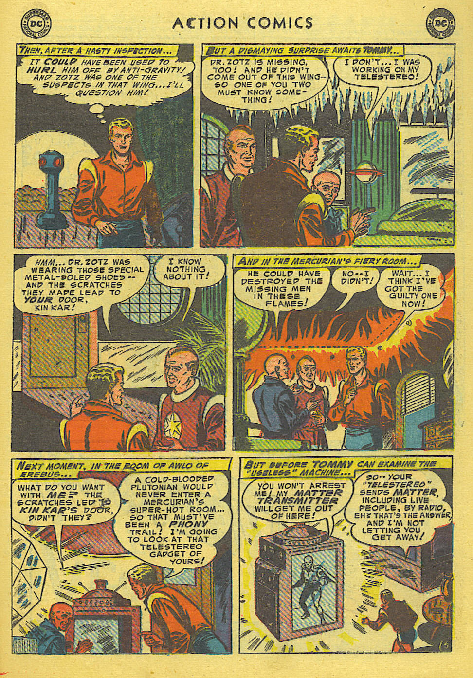 Action Comics (1938) 191 Page 28
