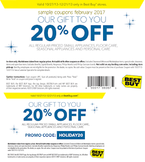 Best Buy coupons for february 2017