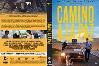 Camino a la Paz - Cover DVD