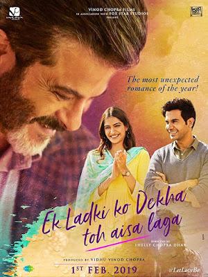 Ek Ladki Ko Dekha Toh Aisa Laga (2019) Hindi