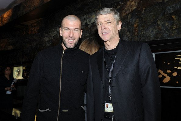 Wenger to replace Zidane as Real Madrid manager