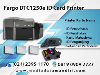 Fargo DTC1250e ID Card System