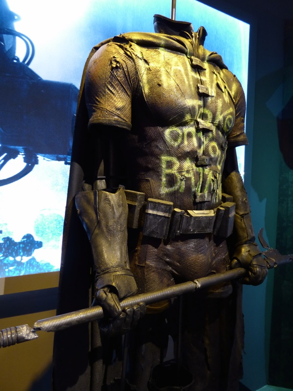 Robin costume Batman v Superman Dawn of Justice