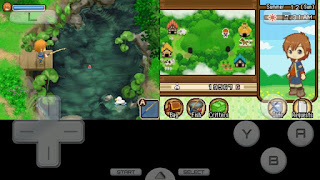 Tips Memancing Harvest Moon The Tale of Two Towns