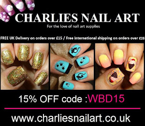 Charlies Nail Art - 15% Discount