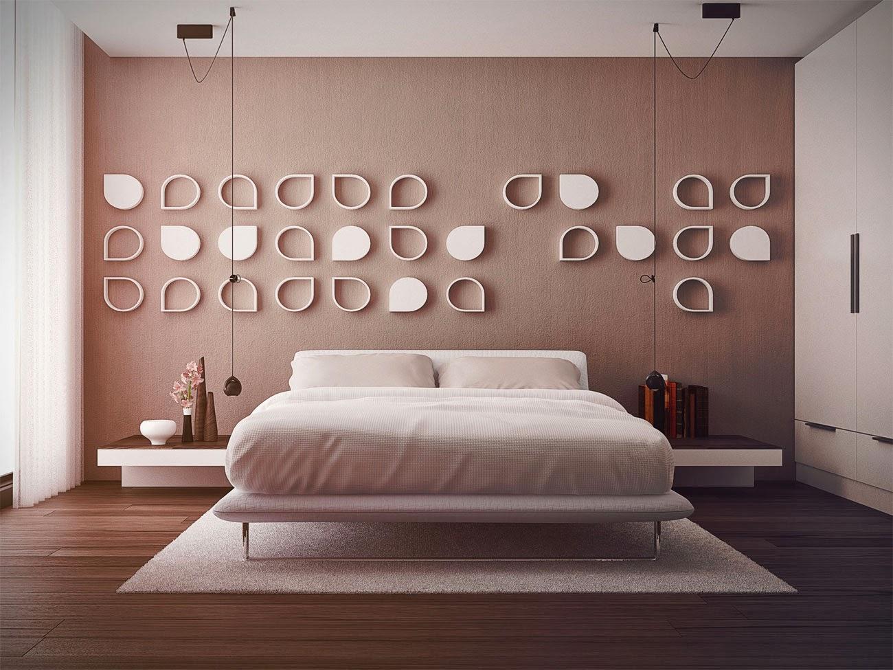 Arsitektur Kamar Tidur Ukuran 3×3