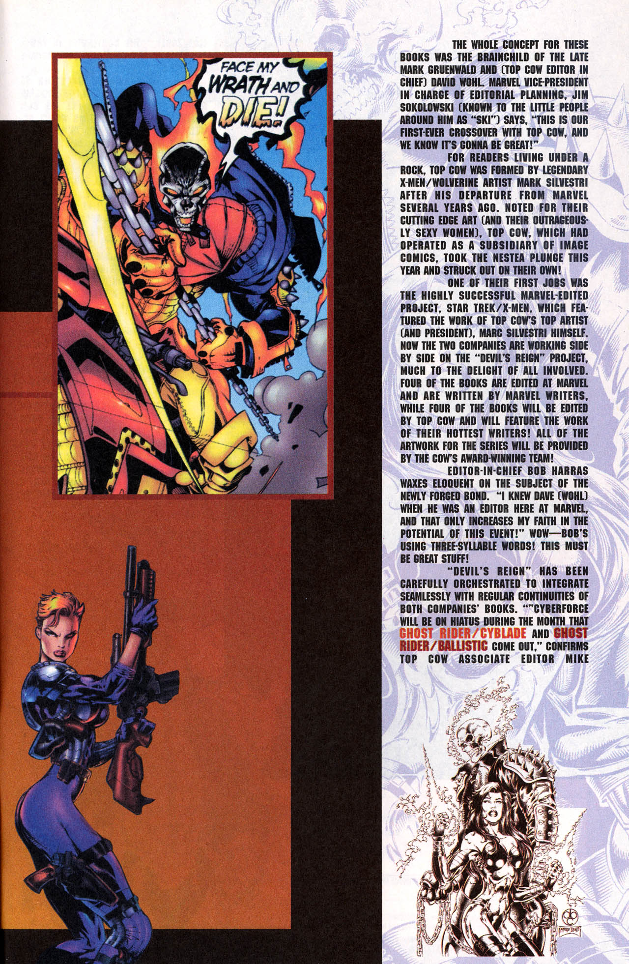 Read online X-Force (1991) comic -  Issue #62 - 36