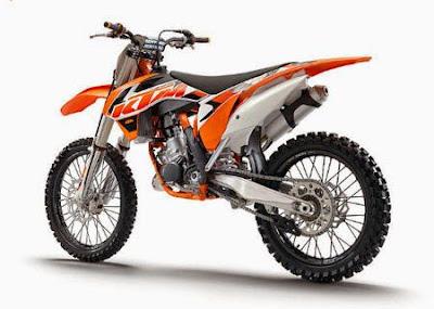 Modifikasi Kawasaki KLX Ala Motor KTM