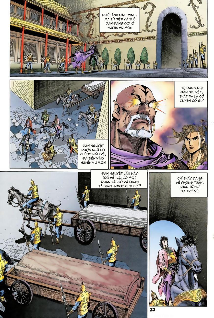 Đại Đường Uy Long chapter 74 trang 23