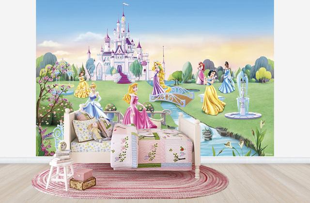 Disney Tapetti Prinsessa