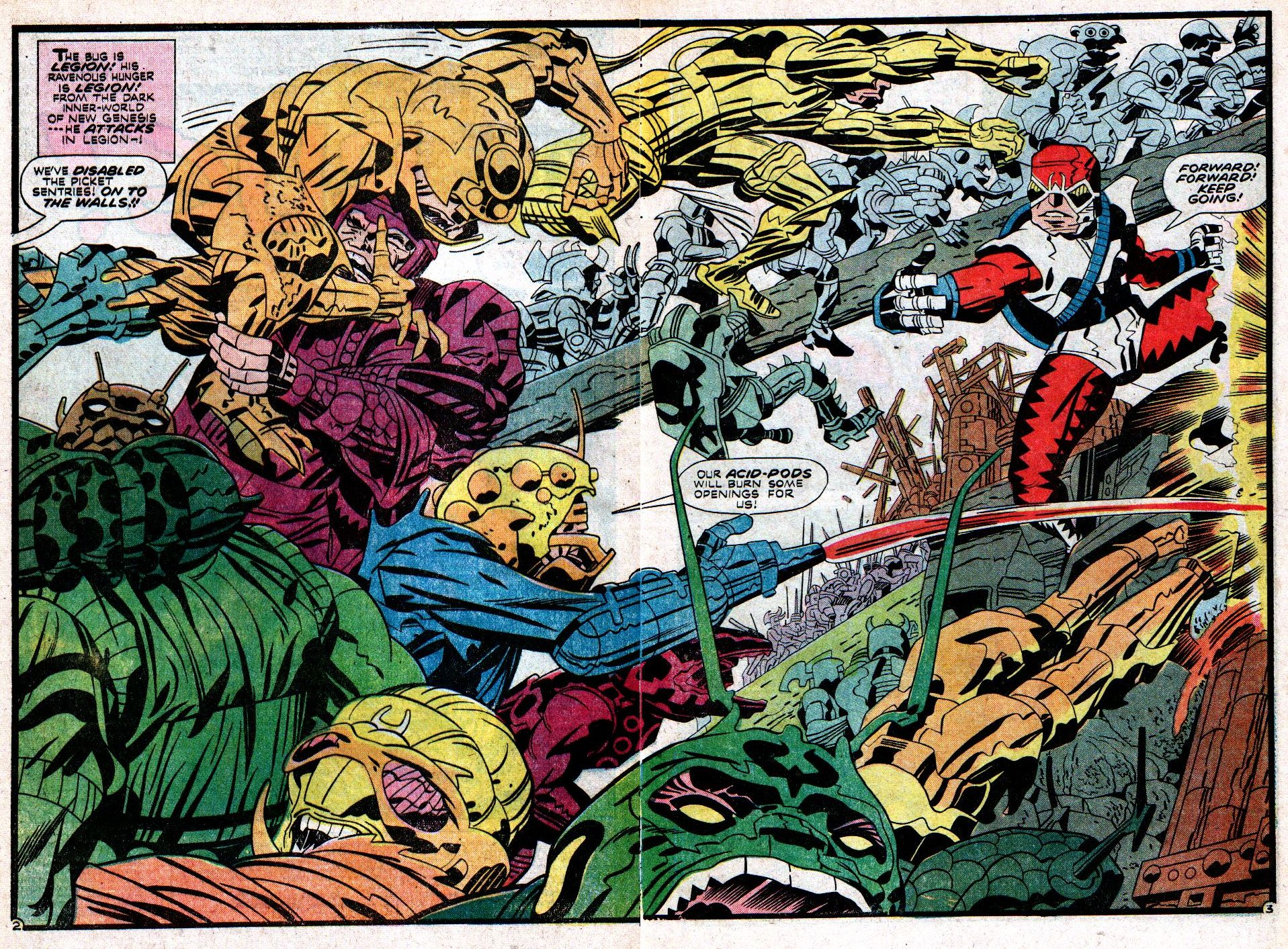 The New Gods (1971) issue 9 - Page 4
