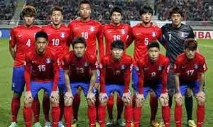 Skuad Korea Selatan di Piala Dunia 2014 | Profil Tim Dan