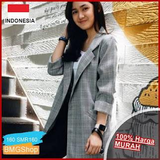 SMR160 Long Blazer Cotton Sf BMGShop